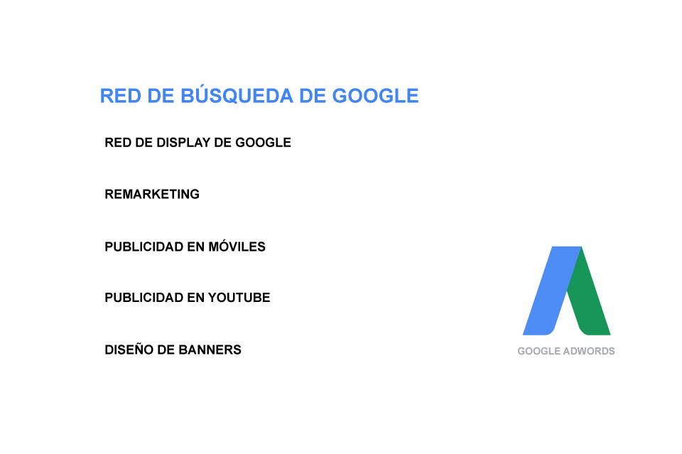Publicidad con Google Adwords. En la Red de Búsquedas- Search
