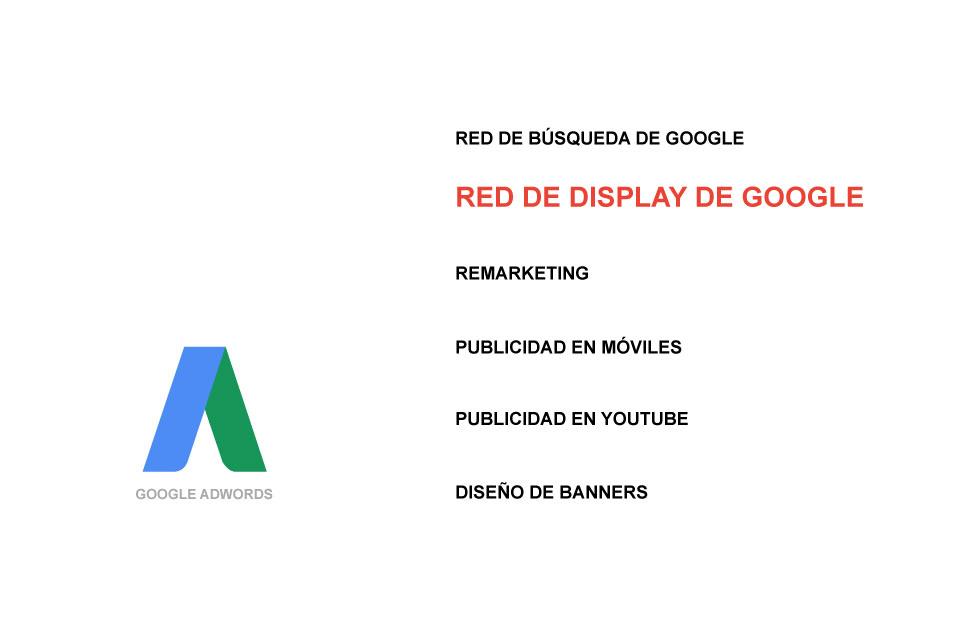 Publicidad con Google AdWords. Campañas en la Red de Display.