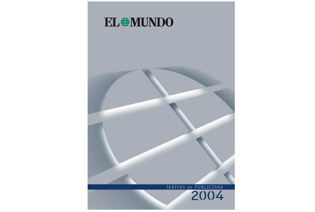Tarifas EL MUNDO 2004