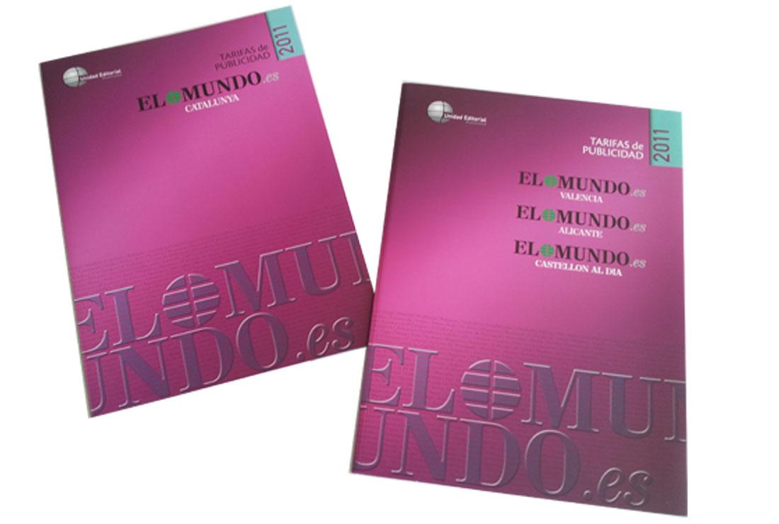 Tarifas Ediciones EL MUNDO 2011