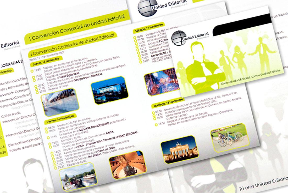 Documentación Convención Undidad Editorial