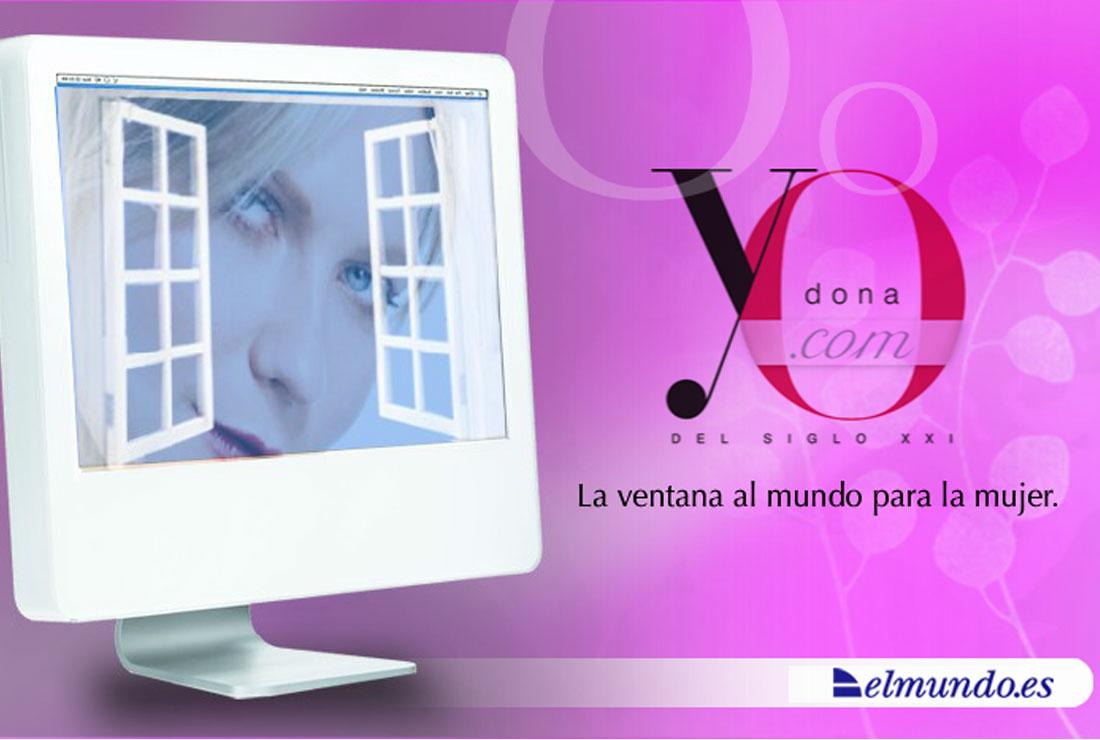 Campañas de publicidad lanzamiento yodona.com