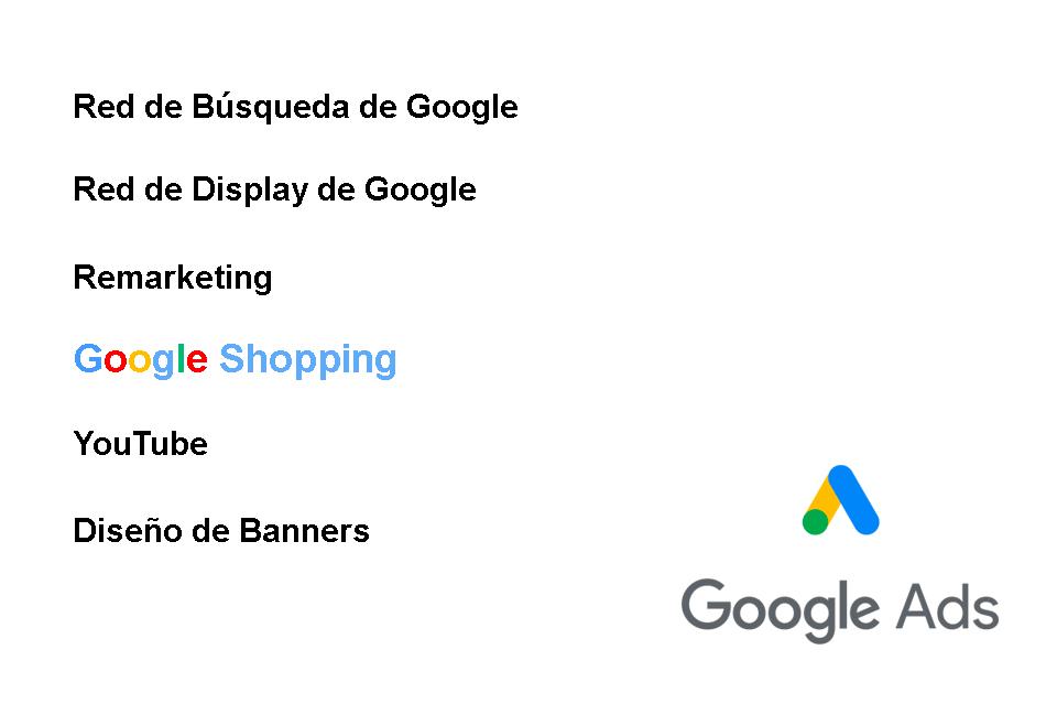 Publicidad en Google Shopping