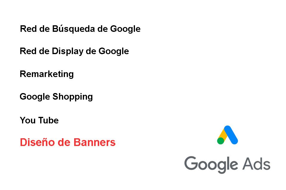 Gestión publicidad de Google Ads